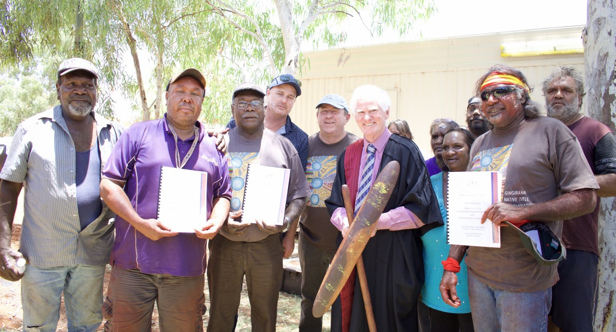 Central Desert Native Title Services